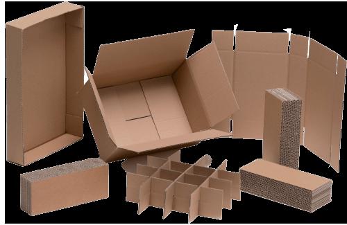 Dozen & Verpakkingen