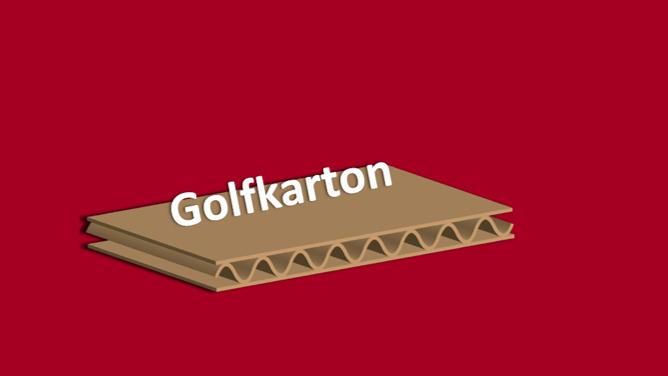 Golfkarton, onmisbaar in onze bedrijfsvoering!